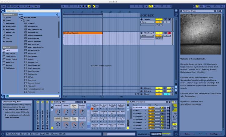 Ableton Live 9 BLATNOVA