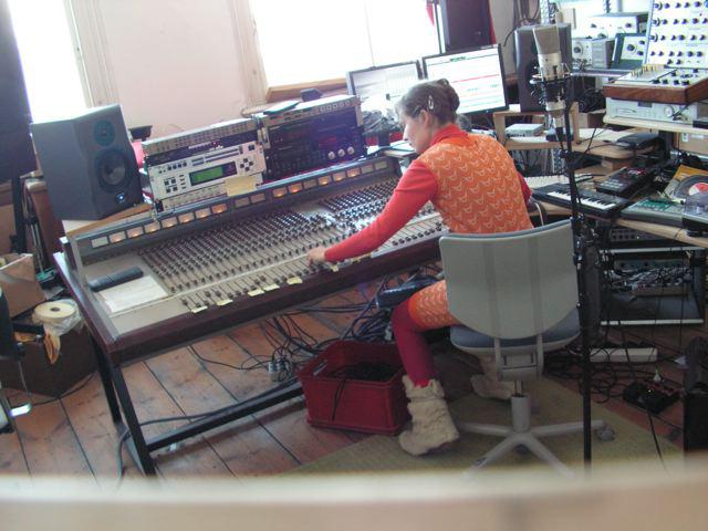 Jobina Tinnemans - studio
