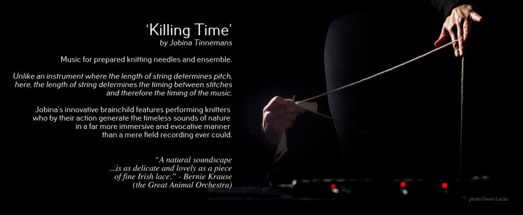 JobinaTinnemans-Killing Time artwork
