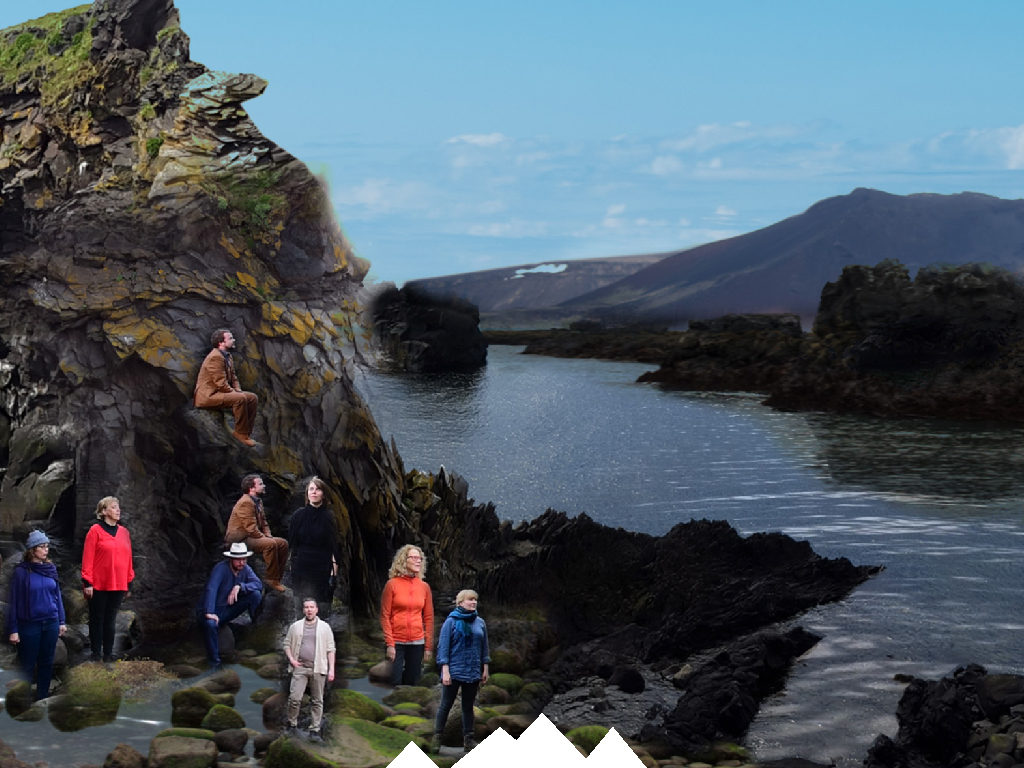 South Iceland Chamber Choir – JOBINA TINNEMANS